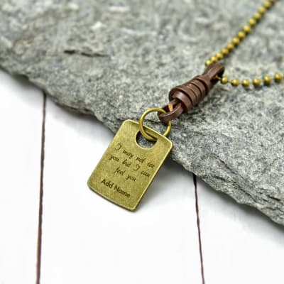 Personalized Stylish Antique Pendant