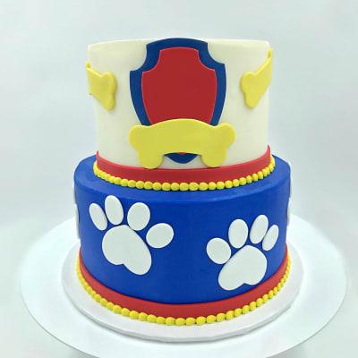 Pet Lovers Fondant Cake (4 Kg)