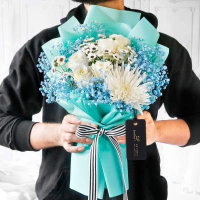 Petals of Elegance Bouquet