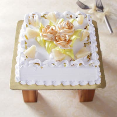 Buy Square Cakes Online Order Square Cakes For Delivery In India