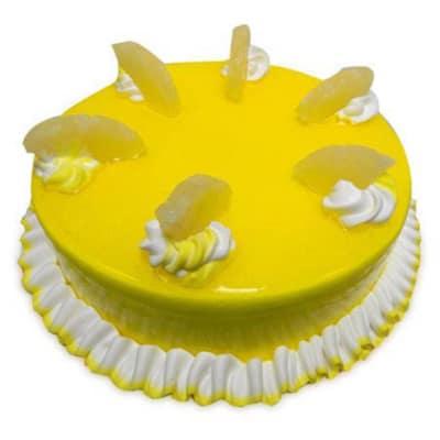 Pineapple Mania Cake (1 Kg)