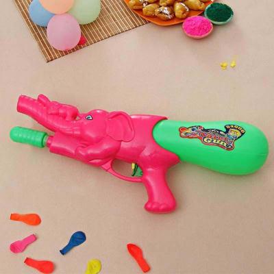 Pink & Green Water Gun Pichkari