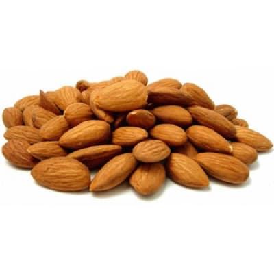 Plain Almonds to Kick Start your Day