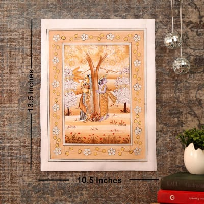 Gifts for elderly couples buy online gifts for couples igp prem kahani ragini silk painting negle Images