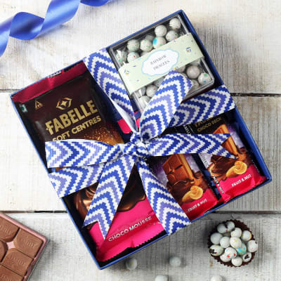 Premium Chocolates and Dragrees in Tray