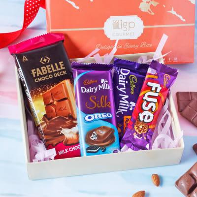 Premium Chocolates Gift Hamper