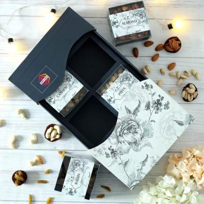 Premium Gourmet Gift Hamper - Customized with Logo