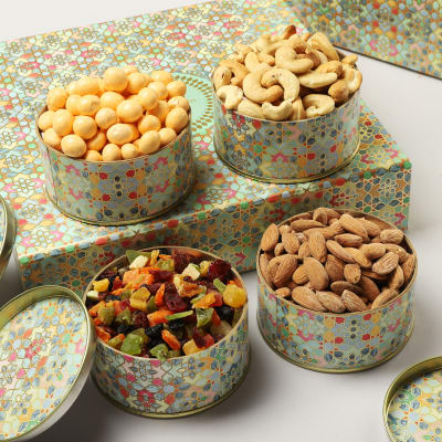 Premium Mixed Dry Fruits in Gift Box