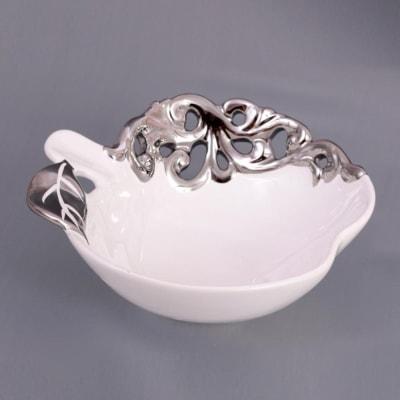 Premium Porcelain Apple Shape Bowl