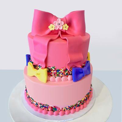 Princess Fondant Cake (6 Kg)