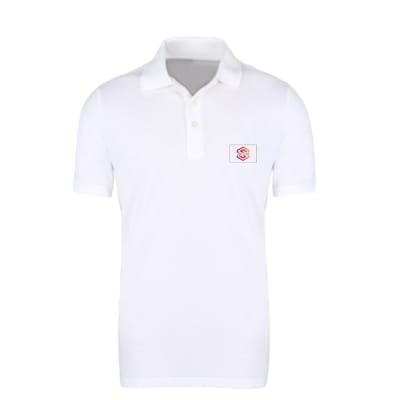 Promo Polo T-shirt with company logo
