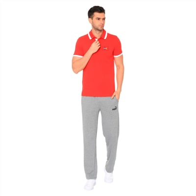 Puma Tipped Polo Tshirt - Customize With Logo