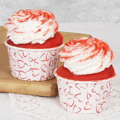 Red Velvet Cupcake 6 Pcs
