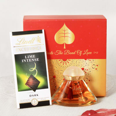 Remy Marquis For Women With Chocolate Hamper