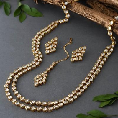 Rich and Royal Rani Haar Set