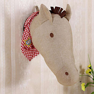 Rocky The Horse Stuffed Character