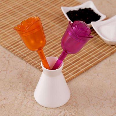 Rose Shaped Spice Shaker Set