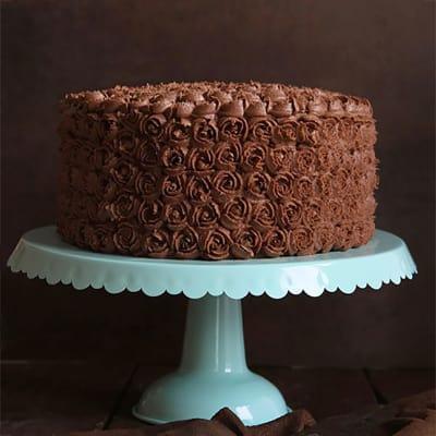 Rosette Cake Half Kg