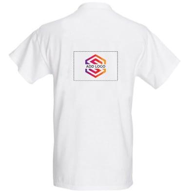 Round Neck Tshirt - Customize With Logo