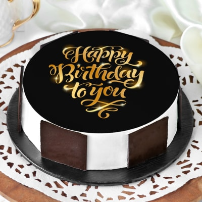 Order Royal Birthday Wish Cake Half Kg Online At Best Price Free Delivery Igp Cakes