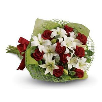 Royal Romance - Flower Bouquet