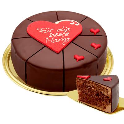 Sacher Cake Für die beste Mama