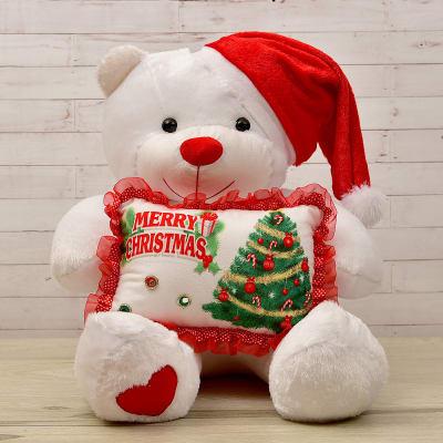 Buy Christmas Santa Claus Christmas Stuffed Toys Online Igp Com