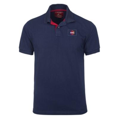 Santhome Highlander Polo T-Shirt - Customized With Logo