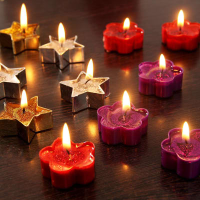 Buy Diwali Candles Scented Candlles Online India Igpcom