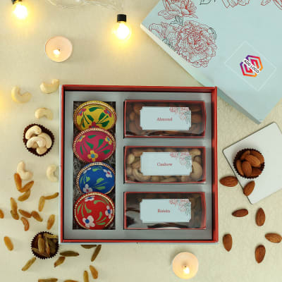 Select Gourmet Gift Hamper - Customized with Logo
