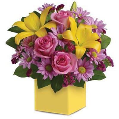 Serenade - Flower Arrangement