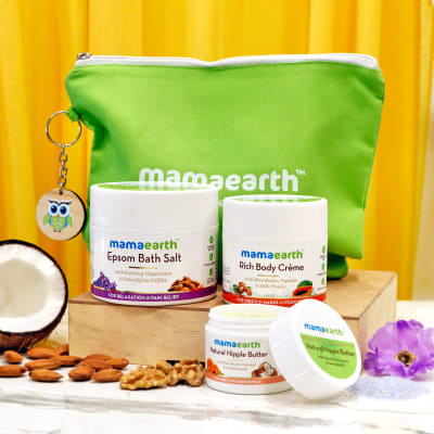 Set of 3 Maternity Kit in Pouch