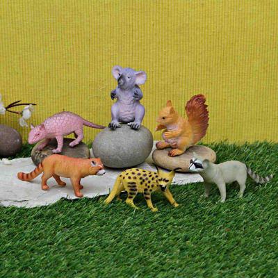Set Of 6 World Animal Set