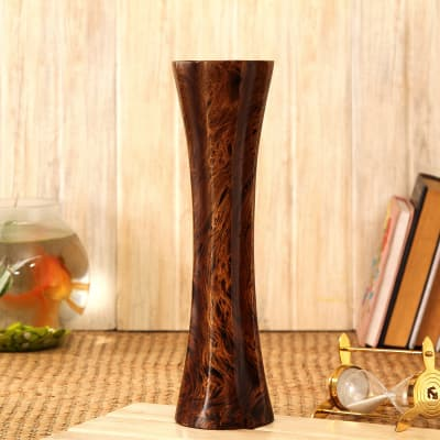 Simple Mango Wood Vase Giftsend Home And Living Gifts Online