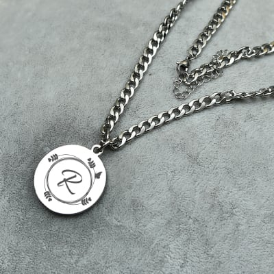 Smart Personalized Pendant In A Gift Box