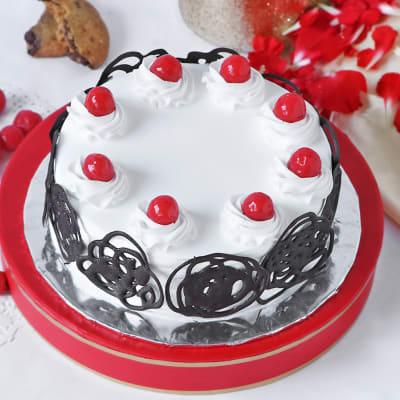 Special Black Forest Cake (Half kg)