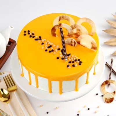 Special Butterscotch Cake (Half Kg)