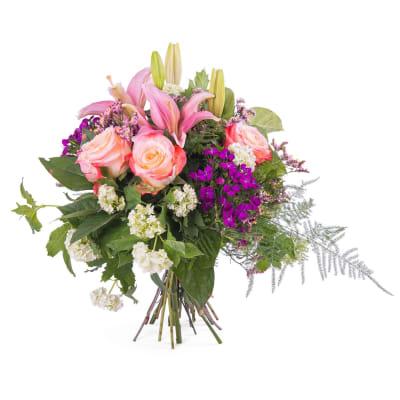 Spring multicoloured Bouquet