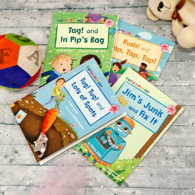 Storybooks for Kids - Set of 4