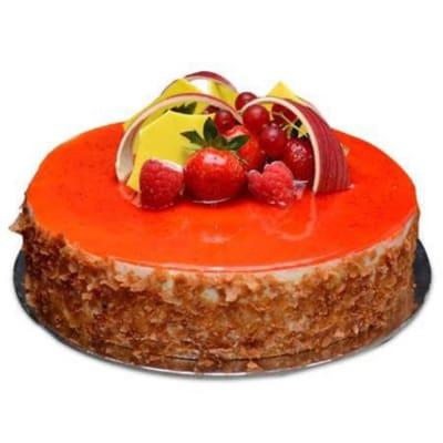 Strawberry Cheesecake (1 Kg)