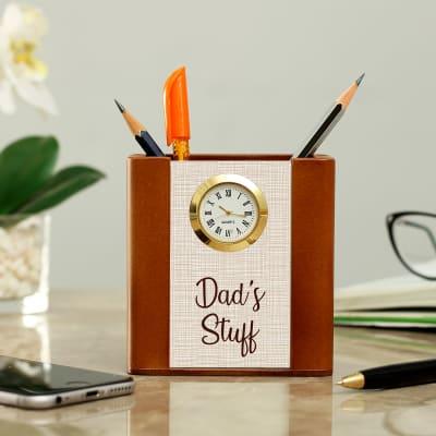 Stylish Pen Holder for Dad