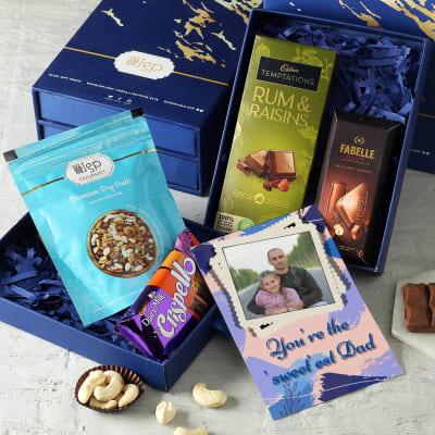 Sweet Dad Gourmet Gift Box
