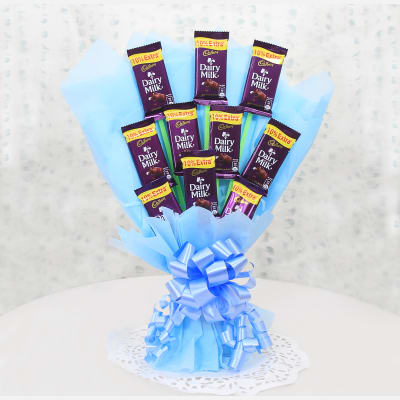 Sweet Dairy Milk Bouquet