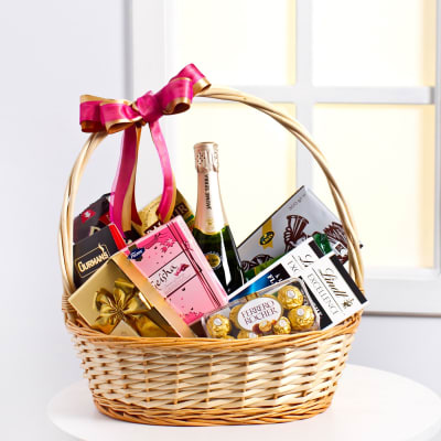 Sweet Gourmet Basket (no alcohol)