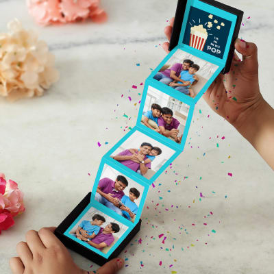 The Best Pop Personalized Pop Up Box
