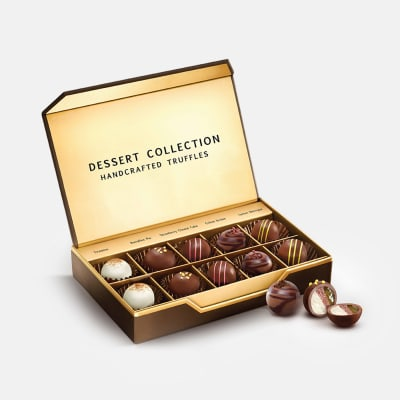 The Dessert Collection Premium Chocolates