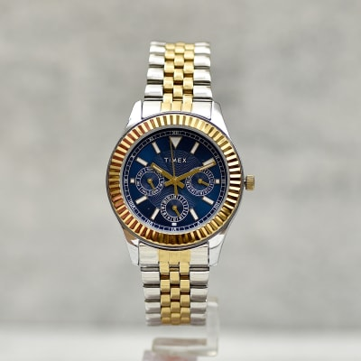Best Wedding Gifts Ever.Timex Round Blue Dial Women Watch