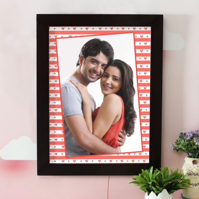 Unconditional Love Personalized A3 Photo Frame