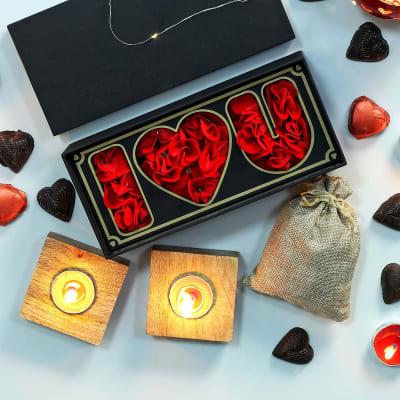 Valentine's Day Proposal Hamper