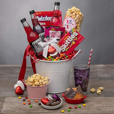 Valentines Day Soda Bucket